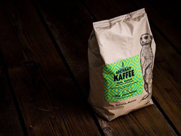 Erdmanns Röstkraft Kaffee