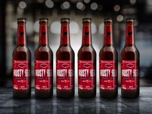 Urban Monk - Rusty Red